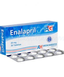 0820-Enalapril-20-mg-x-30-tab-LAFRANCOL-AMERICAN-GENERICS-mispastillas-tienda-pastillas-medellin-colombia