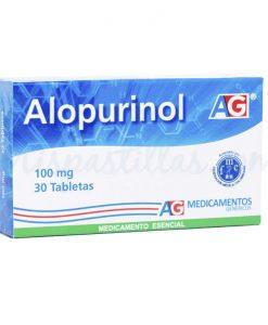 1106-Alopurinol-100-mg-x-30-tabLAFRANCOL-AMERICAN-GENERICS-mispastillas-tienda-pastillas-medellin-colombia
