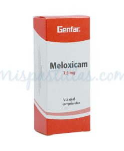 1503-Meloxicam-75-mg-x-10-tab-GENFAR-mispastillas-tienda-pastillas-medellin-colombia
